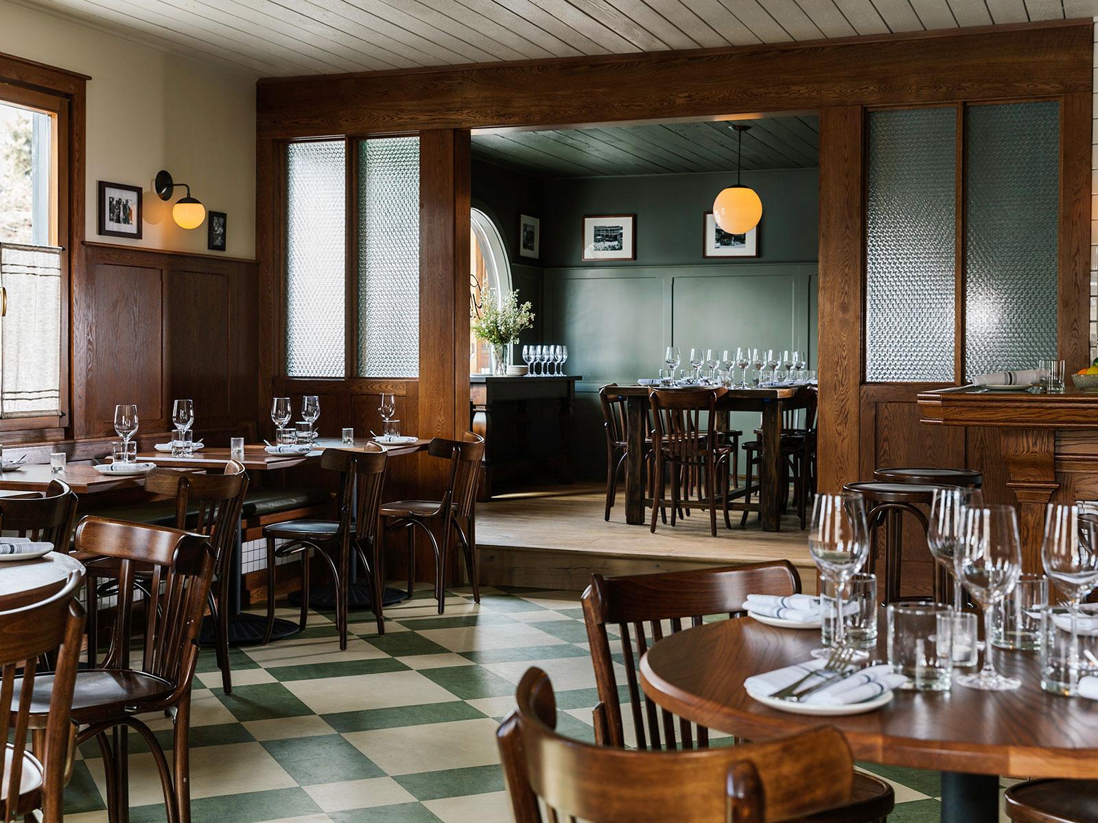 Glorietta Jackson Hole Restaurant