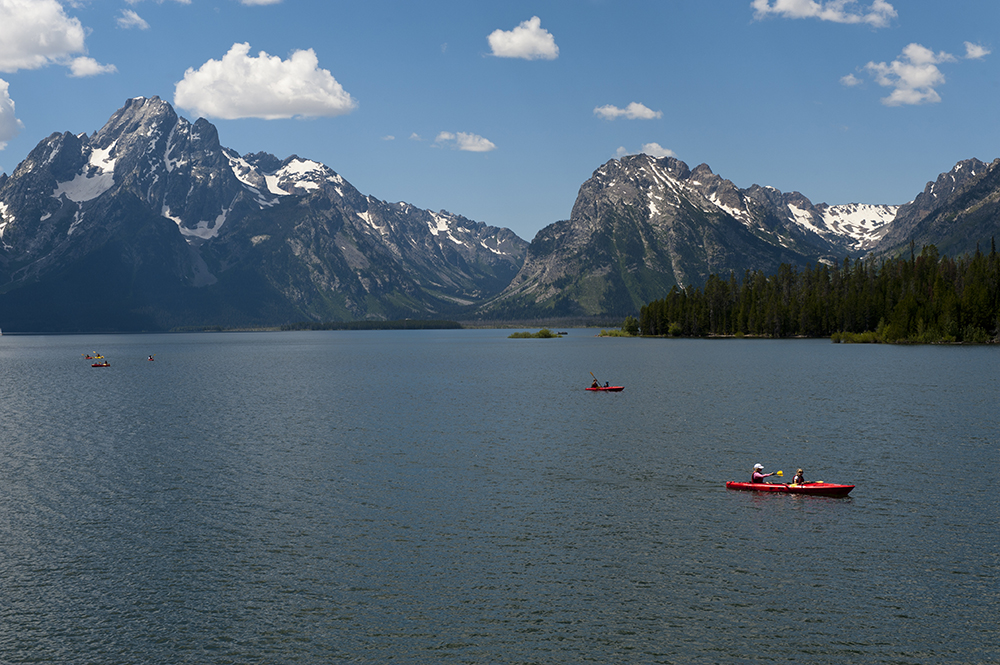 Jackson Hole Kayaking