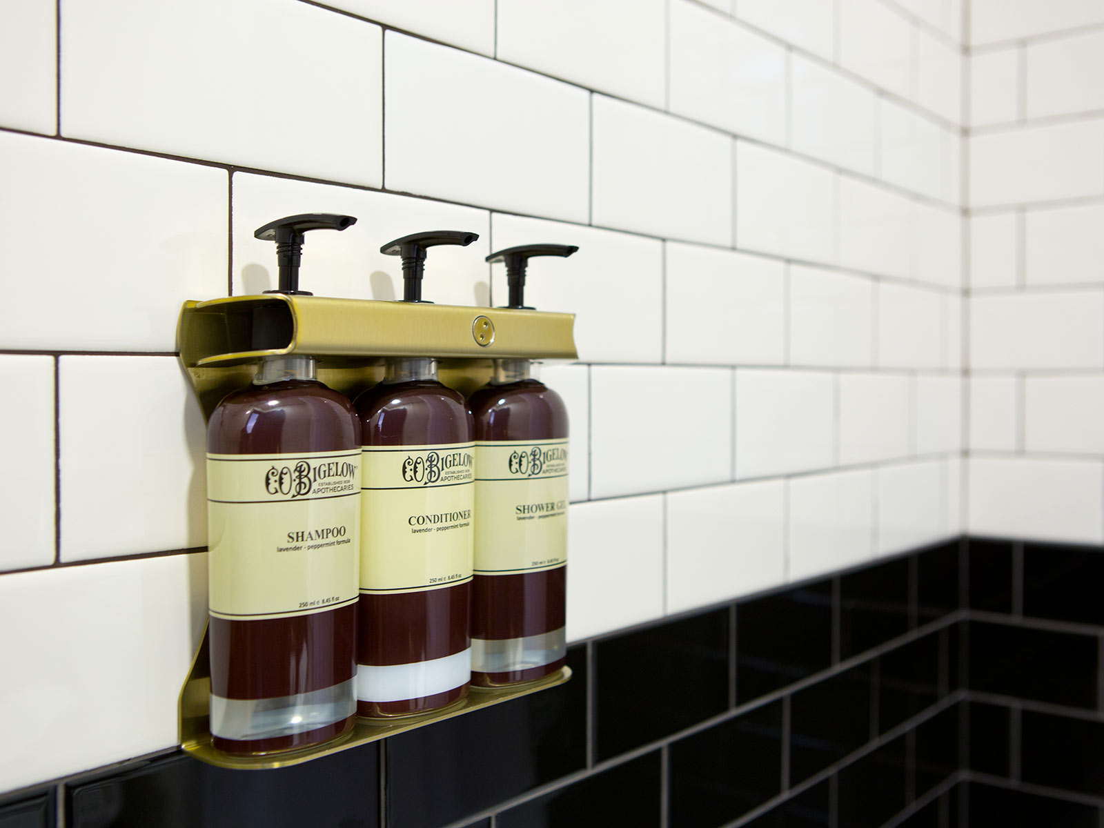 Complementary Toiletries at Anvil Hotel