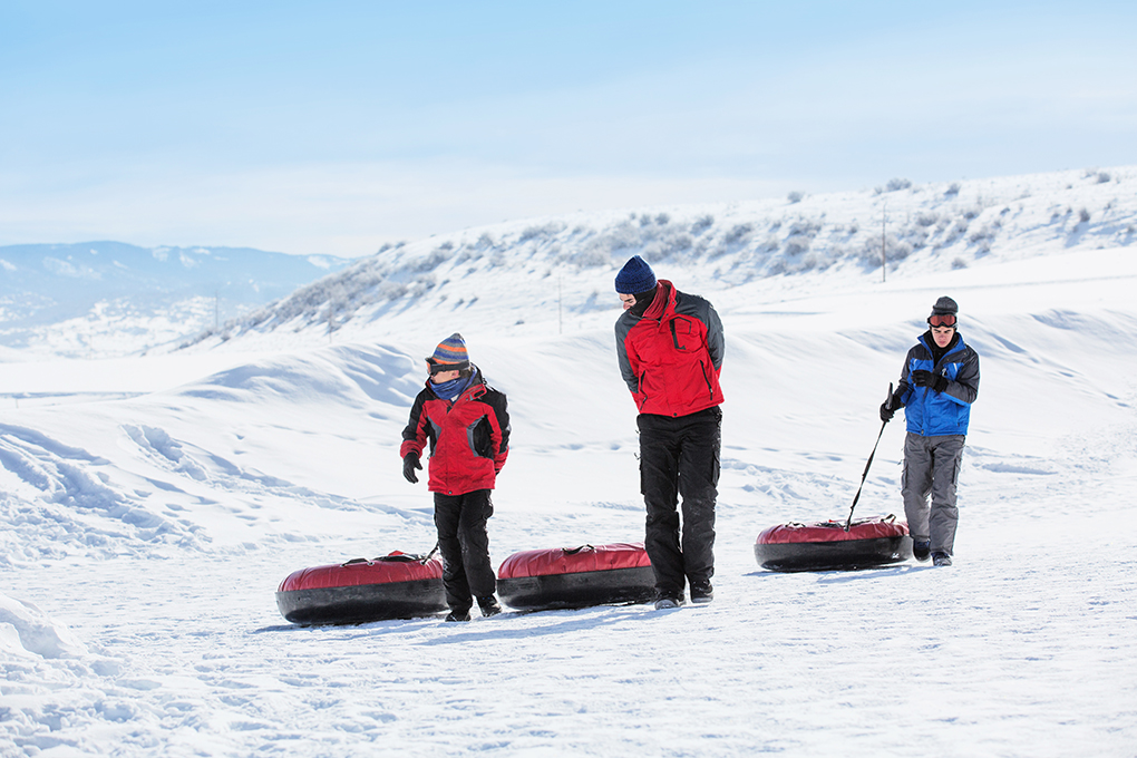 Outdoor Winter Activities for Group Vacations