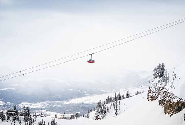 Jackson Hole Winter Activities at Anvil