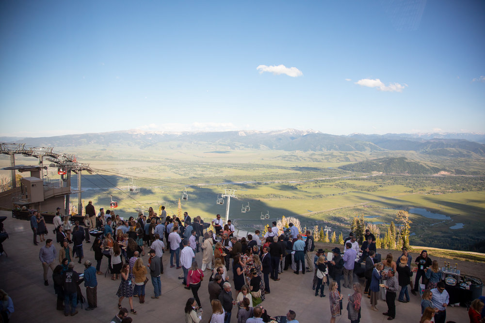Jackson Hole Food and Wine Festival