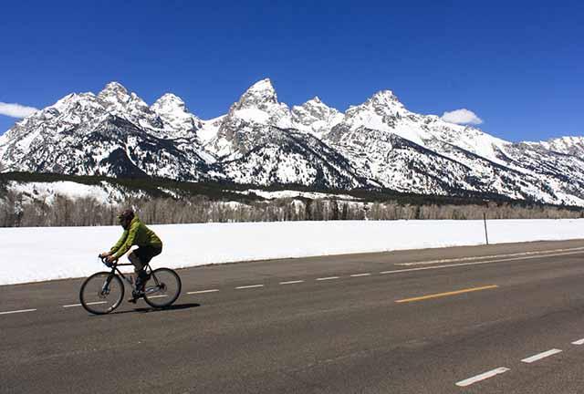 biking park road
