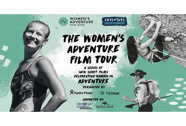 womens adventure film tour