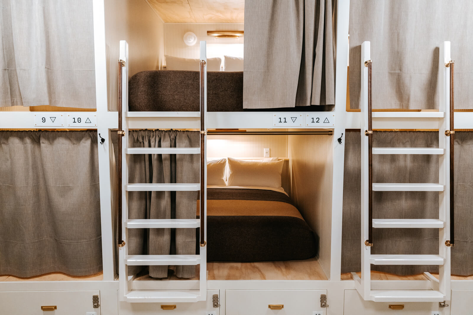 Cache House Bunks