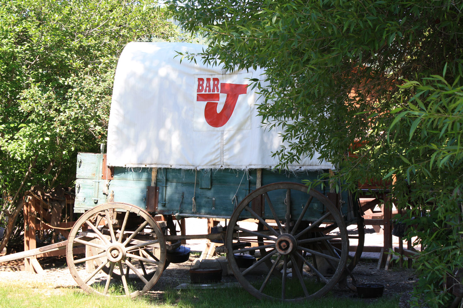 Bar J Chuck Wagon