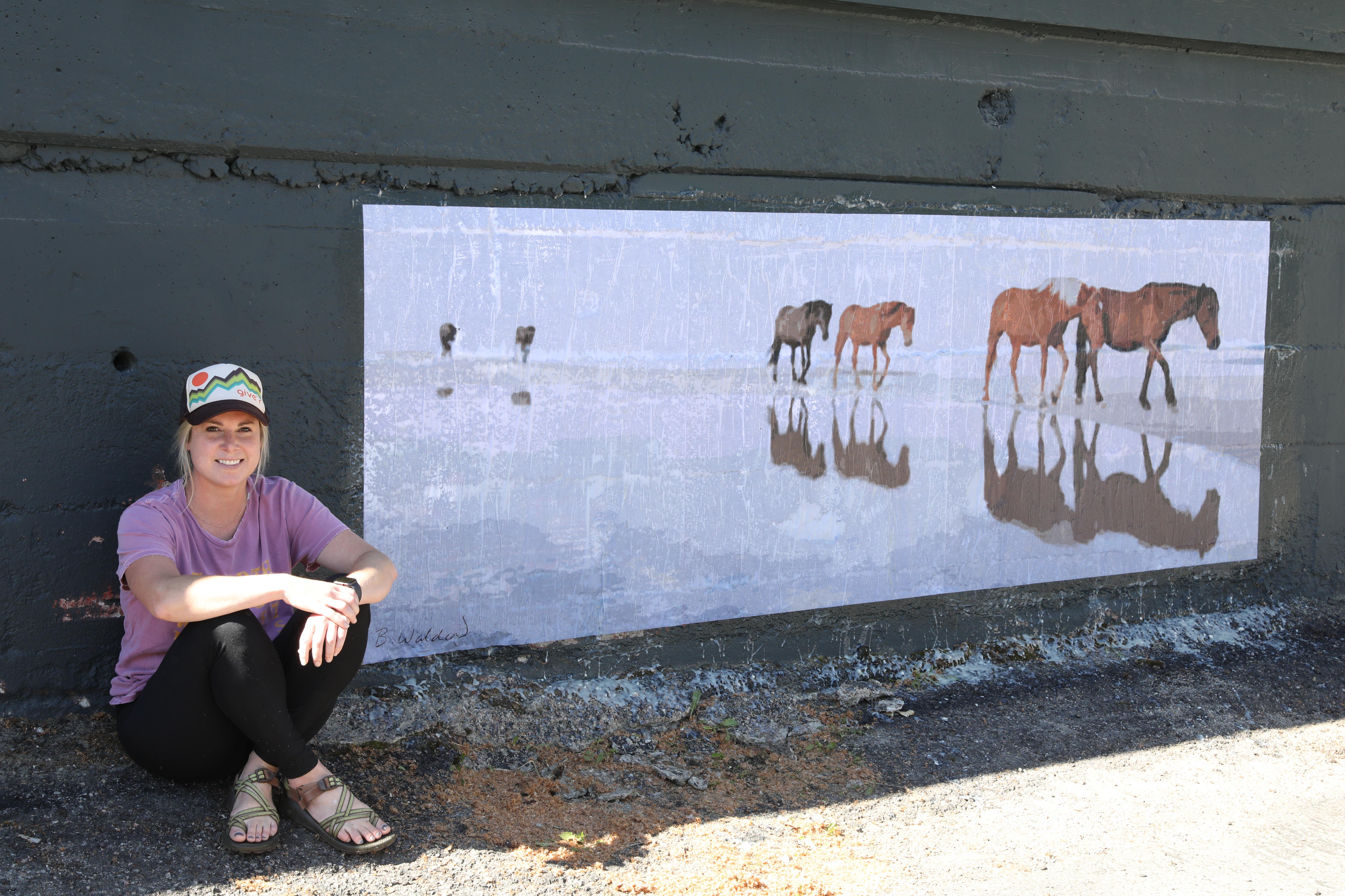 Wild Walls Mural