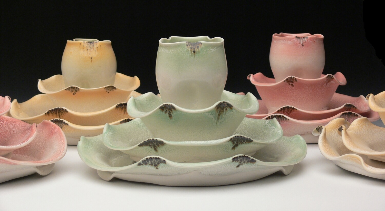 Martha Grover pottery